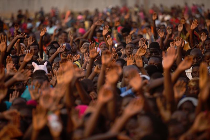 Pentecostals in Africa